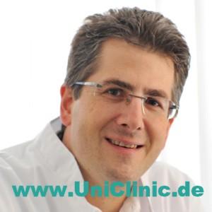 Профессор доктор медицинских наук Мартин Мак