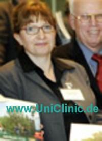 Профессор доктор медицинских наук г-жа Мария-Кристина Юнг