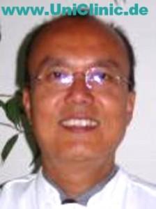 Профессор, доктор медицинских наук Бенджамин – Христианто Лумента