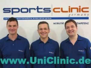 Клиника спортивной медицины Мюнхен