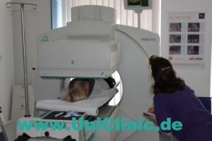 Диагностическое исследование арахноидальной кисты