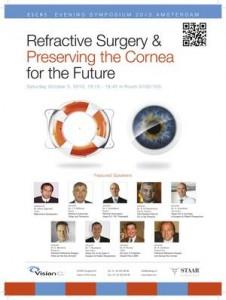 Visian ICL Symposium beim Europäischen Augenärztekongreß Oktober 2013