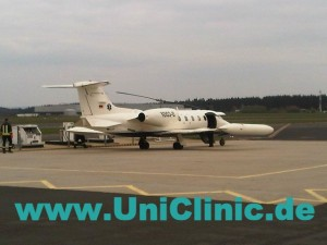 Медицинский авиатранспорт