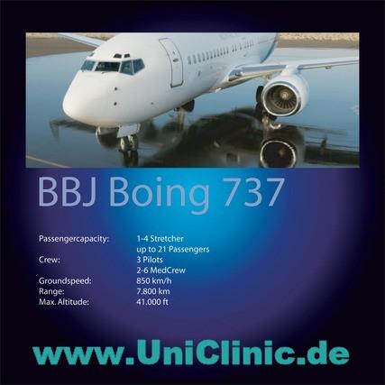 Boeing Business Jet 737