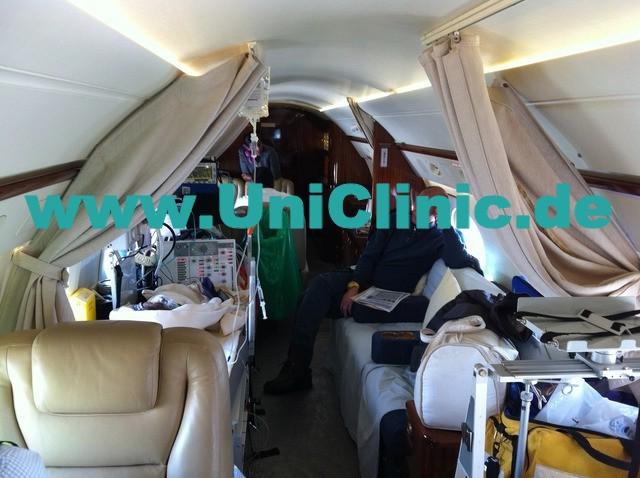 Медицинский самолёт