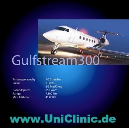 GulfStream G300 Royal Jet